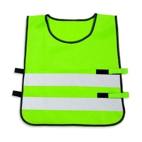 Pozostała odzież dziecięca, Kamizelka odblaskowa dla dzieci XS 90-110cm - xs \ zielony