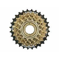 Pozostałe rowery, Wolnobieg nakręcany Shimano Tourney MF-TZ500 7 rz. 14-28
