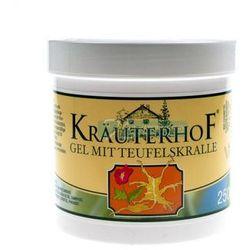 Żel z Diabelskim pazurem Krauterhof 250 ml