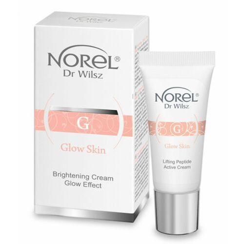Pozostała pielęgnacja, Norel (Dr Wilsz) GLOW SKIN BRIGHTENING CREAM GLOW EFFECT Rozjaśniający krem z efektem Glow (DS110)