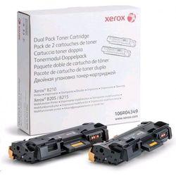 oryginalny toner Xerox [106R04349] black 2-pak