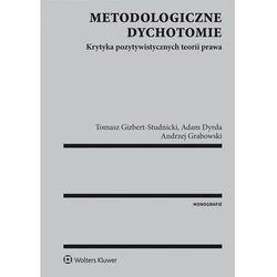 Metodologiczne dychotomie. Krytyka pozytywistycznych teorii prawa (opr. twarda)