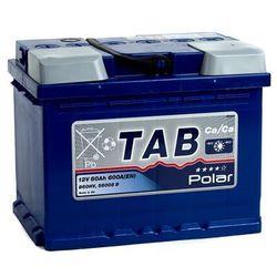Akumulator TAB POLAR 60Ah/600A PRAWY PLUS wysoka