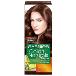 Garnier Przedłużone odżywczy kolor włosów (Natural Color Creme) (cień 9N NUDE LI)