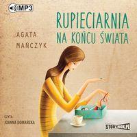 E-booki, Rupieciarnia na końcu świata - Agata Mańczyk (MP3)