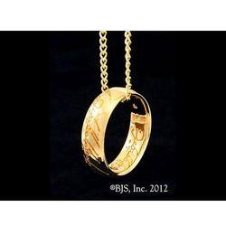 LOTR Gollum Gold Necklace (GG-01)