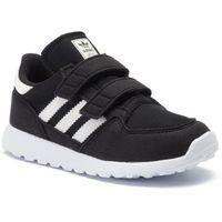 Buty sportowe dla dzieci, Buty adidas - Forest Grove Cf I EE6590 Cblack/Clowhi/Cwhite