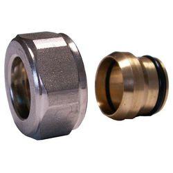 Złączka zaciskowa do rury z miedzi CU GW M22x1,5 x 15mm Schlosser 6025 00002 Niklowana