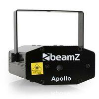 Pozostały sprzęt estradowy, Mini projektor laserowy Beamz, statyw