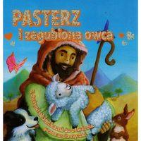 Książki dla dzieci, Pasterz i zagubiona owca (opr. twarda)