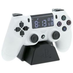 PP PLAYSTATION WHITE CONTROLLER ALARM CLOCK - PP8342PS- Zamów do 16:00, wysyłka kurierem tego samego dnia!
