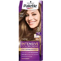 Farba do włosów Palette Intensive Color Creme Mineralny ciemny blond BW7