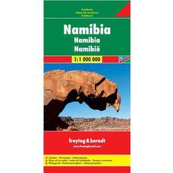 Namibia. Mapa 1:1 200 000 (opr. twarda)