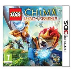 LEGO Legends of Chima: Laval's Journey - Nintendo 3DS - Dzieci