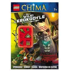 LEGO. Legends of Chima. Wilki i Krokodyle (LNC-202) praca zbiorowa (opr. miękka)