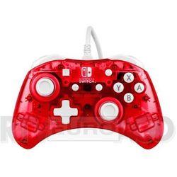 PDP Pad przewodowy Nintendo Switch Rock Candy Mini (czerwony)