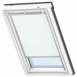 Roleta na okno dachowe VELUX elektryczna Premium DML MK08 78x140 zaciemniająca