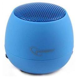 Głośnik mobilny GEMBIRD SPK-103-B Niebieski