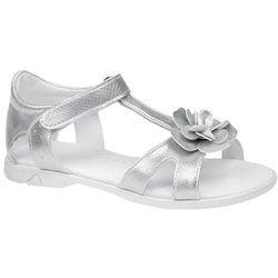 Sandałki dla dziewczynki buty KORNECKI 4319 Srebrny