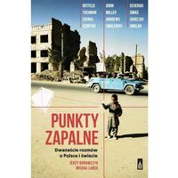 E-booki, Punkty zapalne - Michał Larek, Jerzy Borowczyk