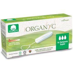 Tampony higieniczne z bio-bawełny SUPER (♠♠♠)