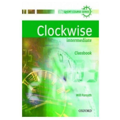 Książki do nauki języka, Clockwise intermediate-classbook (opr. miękka)