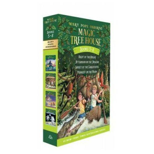 Książki do nauki języka, Magic Tree House (opr. miękka)