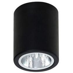Plafon lampa sufitowa Luminex Downlight Round 1x60W E27 czarny 7235 >>> RABATUJEMY do 20% KAŻDE zamówienie!!!