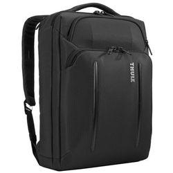 """Thule Crossover 2 plecak na laptopa 15,6"""" / torba kabinowa / czarny - Black"""