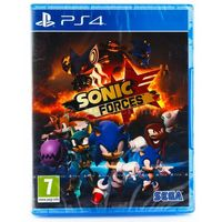 Gry na PlayStation 4, Sonic Forces (PS4)