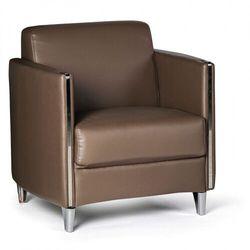 Fotel SIERRA, brązowy