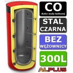 Bufor LEMET 300L Bez Wężownicy do CO - Zbiornik Buforowy Zasobnik Akumulacyjny 300 litrów- Wysyłka Gratis