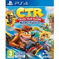 Gry na PlayStation 4, Crash Team Racing Nitro Fueled (PS4)
