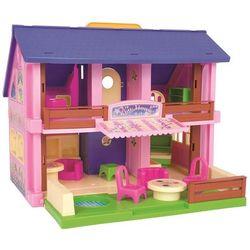 Play House Domek dla Lalek - WADER 25400 - #A1 - BEZPŁATNY ODBIÓR: WROCŁAW!