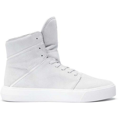 Obuwie sportowe dla mężczyzn, buty SUPRA - Camino Light Grey-Off White (LGY) rozmiar: 45