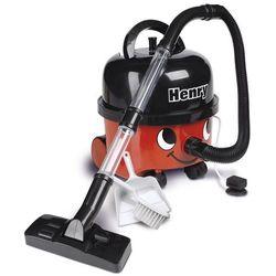 Casdon Zabawkowy Odkurzacz Henry z wózkiem do sprzątania