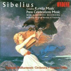 J. Sibelius - Karelia Musik/Press Celeb