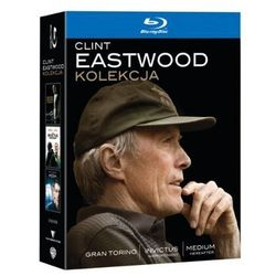 Clint Eastwood - Kolekcja (3xBlu-Ray) - Clint Eastwood DARMOWA DOSTAWA KIOSK RUCHU