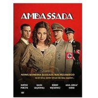 Filmy polskie, Ambassada DVD + zakładka do książki GRATIS