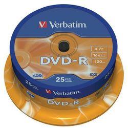 Verbatim DVD-R 16x 4.7 GB 25 szt.