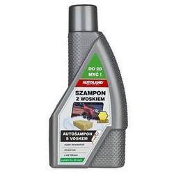 Auto szampon Autoland Nano+ s voskem, 600 ml