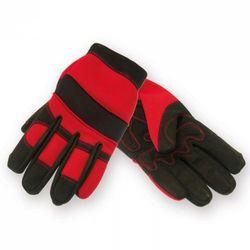 Rękawice ochronne DEDRA BH1001XL Plus Hand Czarno-czerwony (rozmiar XL)