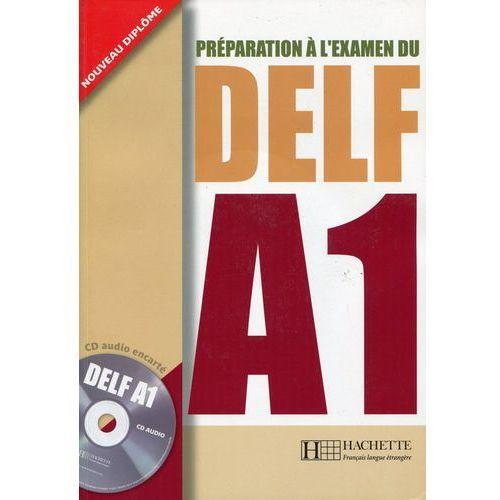 Książki do nauki języka, Nouveau DELF A1 (opr. miękka)
