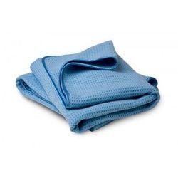 Flexipads Ręcznik do osuszania z mikrofibry niebieski Wafel 60x70