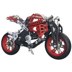 Meccano Motocykl Ducati Monster 1200S, czerwony, 6027038 Darmowa wysyłka i zwroty