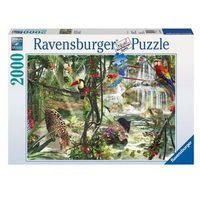 Puzzle, Puzzle Świat dżungli 2000