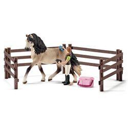 SCHLEICH Farm Life Koń andaluzyjski - zestaw pielęgnacyjny 42270