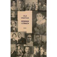E-booki, Odwaga i strach - Ola Hnatiuk (PDF)