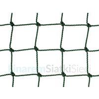 Przęsła i elementy ogrodzenia, Siatka tenisowa. Polietylen oczko 48x48mm fi 2,5mm.