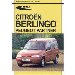 Citroen Berlingo Peugeot Partner (opr. miękka)